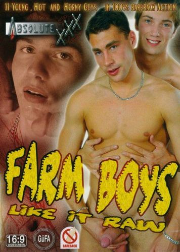 Ikarus Entertainment - Absolute XXX - Farm Boys Like It Raw