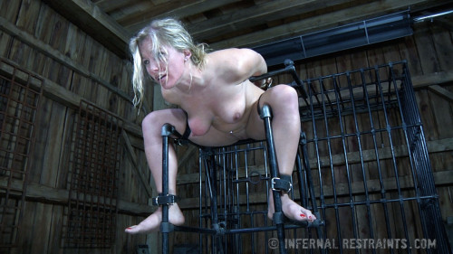 bdsm IR - Exposed (BONUS) - Blonde Dia Zerva and PD - March 17, 2015 - HD