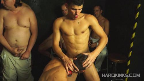 Gay BDSM Recparty