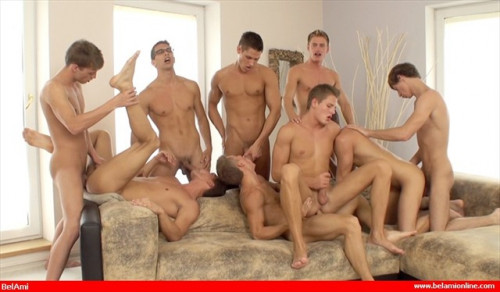 BelAmi - Studio Orgy Part 2