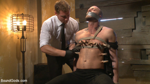 Gay BDSM The Interrogation