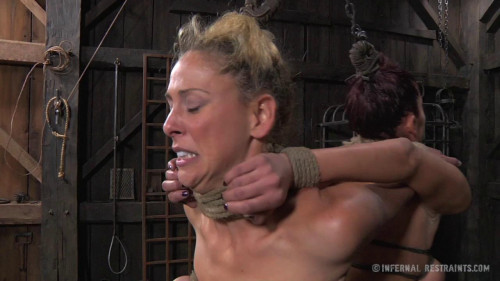 bdsm Compromises Part 3 - Cherie Deville and Lavender Rayne