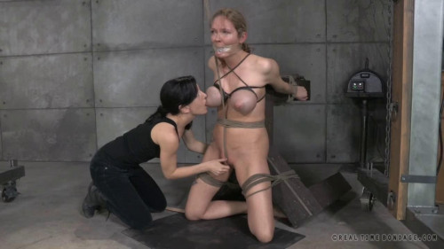 bdsm Broken Blonde - Rain DeGrey, Ashley Lane