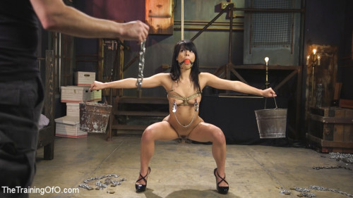 bdsm Gina Valentina Earns Her Collar