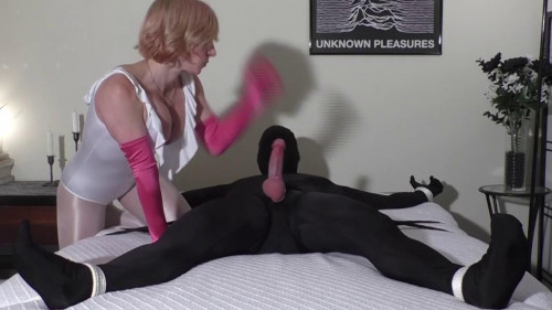 Femdom and Strapon Girlfriend Ruins All Orgasms