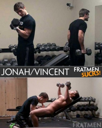 Jonah and Vincent