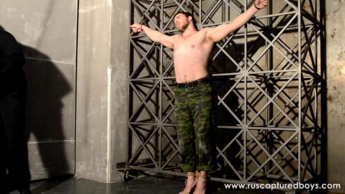 Gay BDSM Russian Military Bear - Final Part