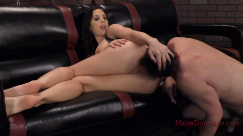 Femdom and Strapon Mistress Chanel Preston 4