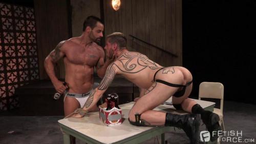 Gay BDSM Permission Scene 1