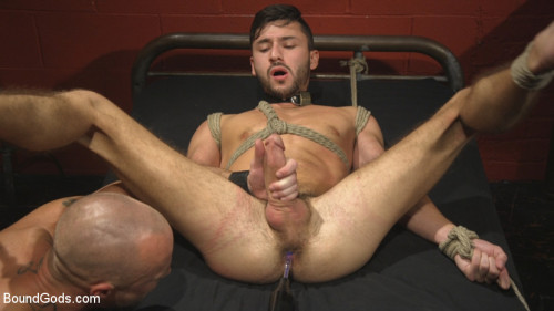 Gay BDSM The Return of Jessie Colter