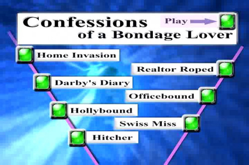 Confessions of a Bondage Lover