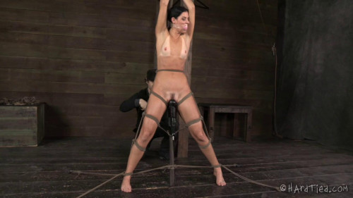 bdsm Rough Torture For Hot Summer