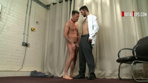 Gay BDSM BrutalTops Session 322 - Master Leonardo