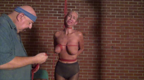 bdsm Water Boobs Bondage