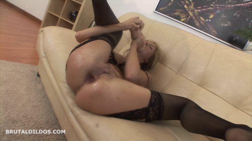 Fisting and Dildo Kate - Fisting, Dildo Extreme HD Video