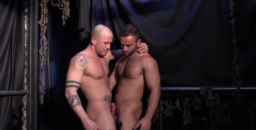 Gay BDSM Max And Hugo Like Kinky Games