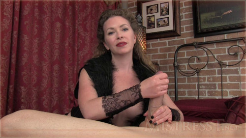 Femdom and Strapon Your Small Dick Is Unworthy