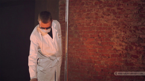 Gay BDSM New Talent Sergei - Part I