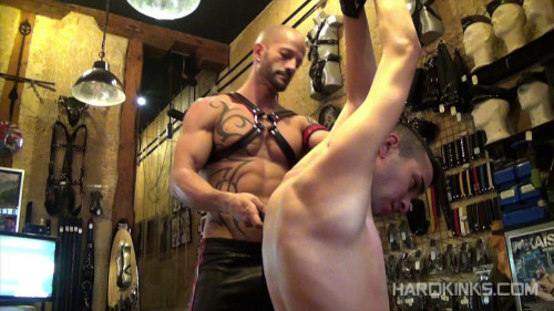 Gay BDSM Rainer - Rafa Marco