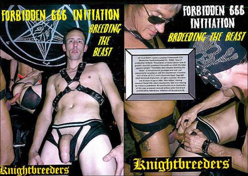 Forbidden 666 Inititation - Breeding The Beast