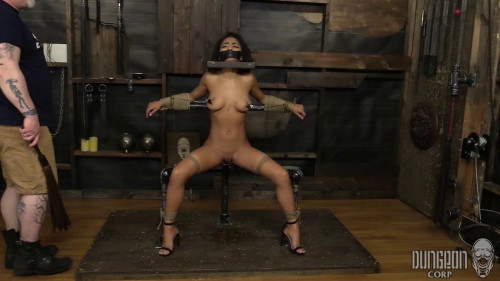 bdsm Nicole Bexley - My Little Bondage Toy part 2