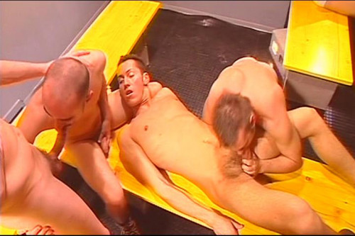[Phallus] Underwear orgy Scene #1