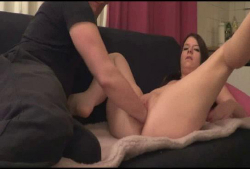 Fisting and Dildo Double vaginal fisting training