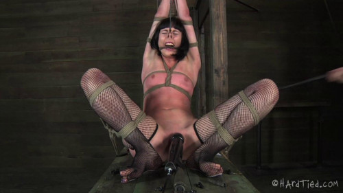 bdsm Hardtied - May 01, 2013 - Fun With Rope - Coral Aorta