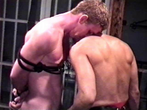 Gay BDSM Hard Lesson