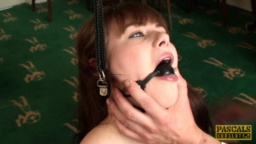 bdsm Luna Rival - Submission Of An Anal Teen Slave (2016)