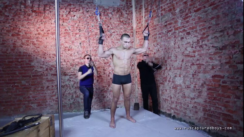 Gay BDSM Big Best Collection Clips 50 in 1 , RusCapturedBoys. Part 5.