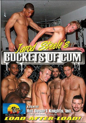 Jarod Steeles Buckets Of Cum