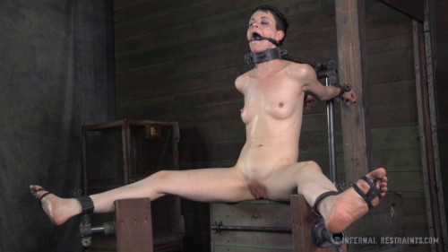 bdsm IR - May 02, 2014 - Hazel Hypnotic, Cyd Black - Stuck in Bondage, Again - HD