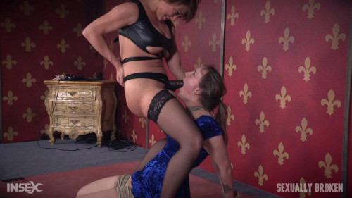 bdsm Sensation Slut bound