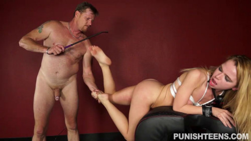 bdsm Disciplined Teens - part 5 (Alina West)