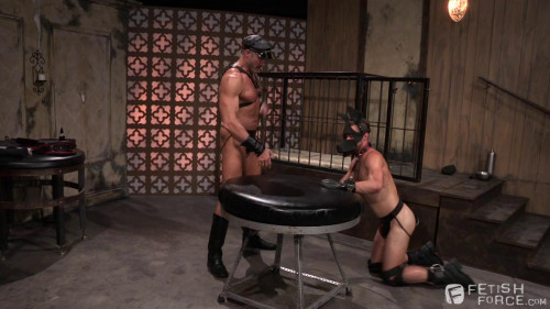 Gay BDSM Permission, Scene 02 (Mike DeMarco and Dallas Steele)