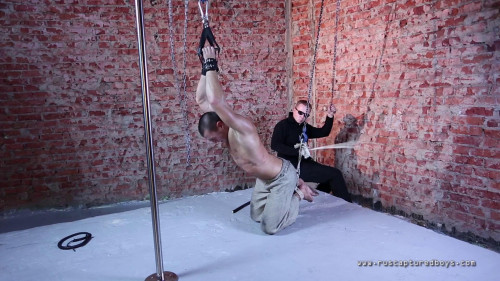 Gay BDSM Collection 2016 - Best 50 clips in 1. RusCapturedBoys. Part 5.