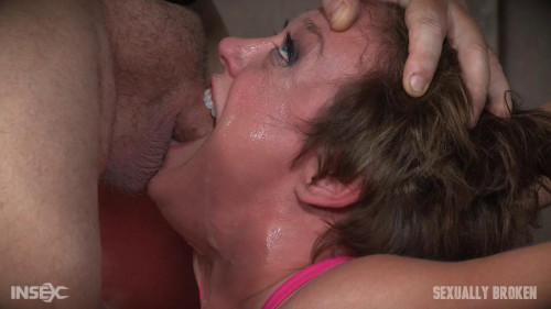 bdsm Dee Williams Shows Off Amazing Cock Sucking Skills in Bondage