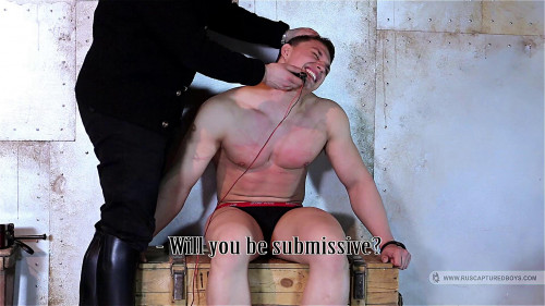 Gay BDSM RusCapturedBoys - From the Robber to Slavery - Part II