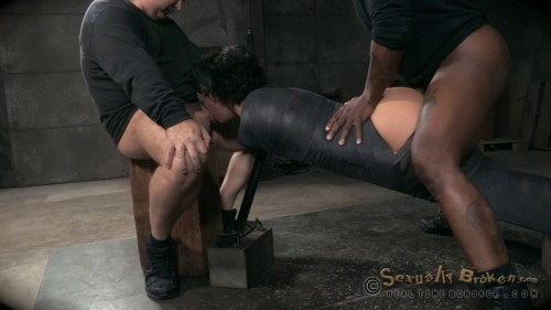 bdsm Mia Austin Utterly Destroyed By Dick