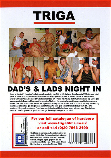 Triga Films - Dads & Lads Night In