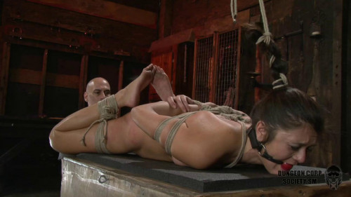 bdsm SSM - Red and Raw - 10-12-2012 - CeCe Stonel