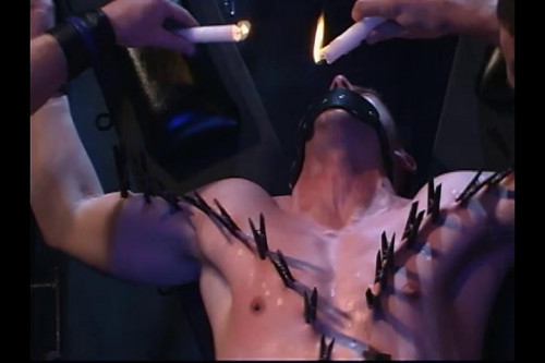 Gay BDSM Private BDSM party