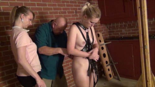 bdsm Amanda Bryant Pony Training