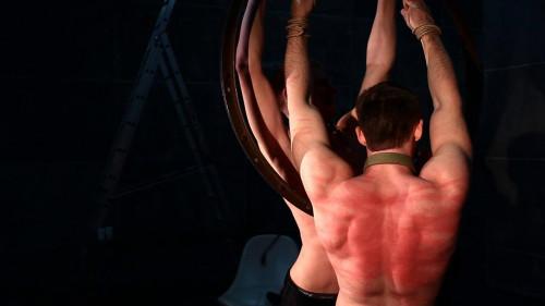 Gay BDSM RusCapturedBoys - The caught saboteurs 2
