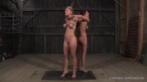 bdsm Cherie Deville and Lavender Rayne - BDSM, Humiliation, Torture