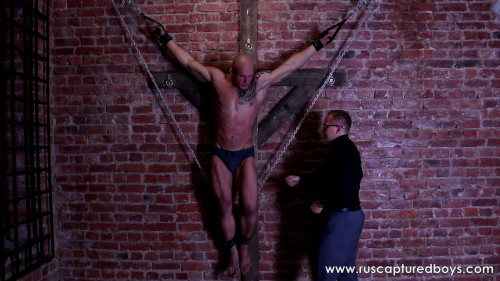 Gay BDSM Dangerous Beast as a Gift - Final Part