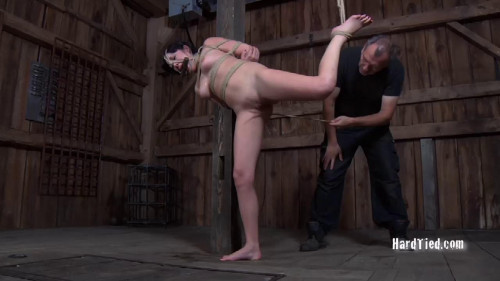 bdsm RopeMantic Nyssa Nevers, PD
