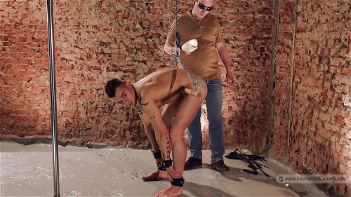 Gay BDSM Rent-a-Boy Andrei - Part I