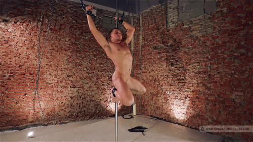 Gay BDSM RusCapturedBoys – Rent-a-Boy Andrei. Part II